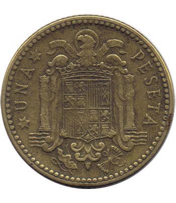 Moneda de España 1 Peseta 1947 *19-49 Madrid MBC  - 1
