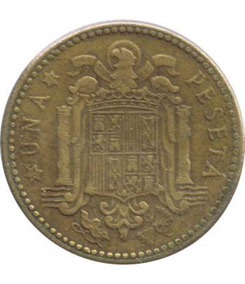 Moneda de España 1 Peseta 1947 *19-52 Madrid MBC  - 1