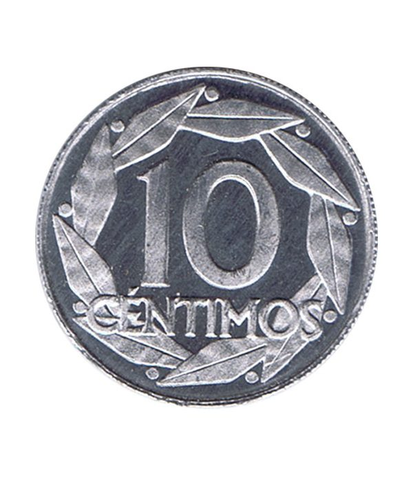 Moneda de España 10 centimos 1959 Madrid SC  - 1