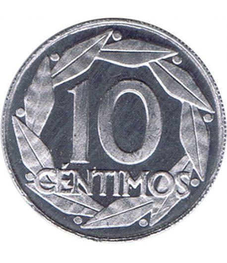 Moneda de España 10 centimos 1959 Madrid SC  - 1