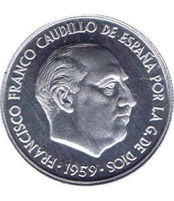 Moneda de España 10 centimos 1959 Madrid SC  - 2
