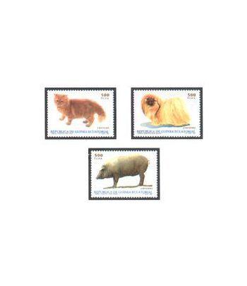 196/198 Animales  - 2