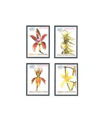 255/258 Orquideas  - 2