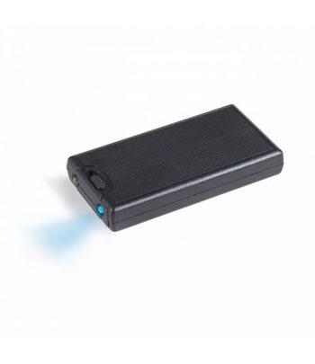 LEUCHTTURM Lupa desplegable con luz LED y aumentos de 2.5x y 45x Lupas - 2
