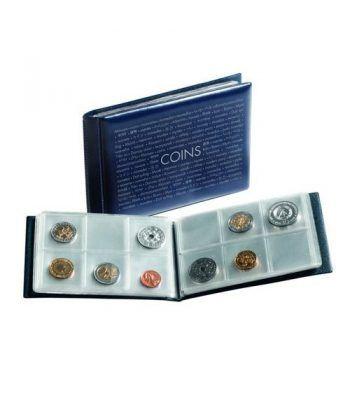 LEUCHTTURM Album monedas bolsillo ROUTE para 48 monedas. Album Monedas - 4