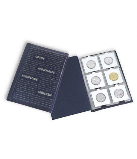 LEUCHTTURM Album monedas bolsillo ROUTE para 60 cartones. Album Monedas - 2