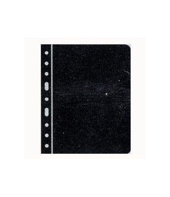 LEUCHTTURM VARIO  5 hojas separadoras (negro) Album billetes - 2