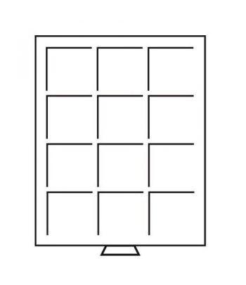 image: LEUCHTTURM Tapa FDC Imitación Piel + hojas (228x145mm)