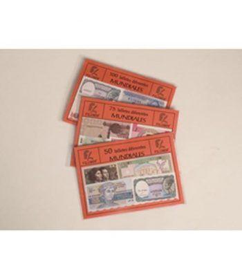 025 Billetes Mundiales diferentes  - 2