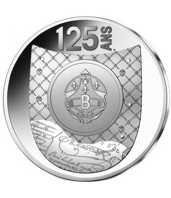 Moneda de plata de Francia año 2020 10 euros Maison Berluti.  - 1