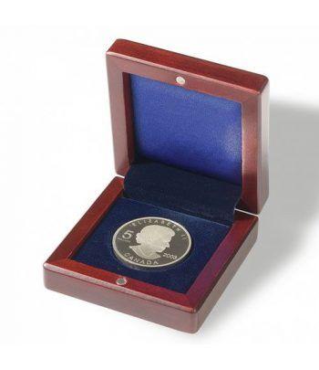 LEUCHTTURM Estuche VOLTERRA 1 moneda 60 mm Ø. Estuche Monedas - 2