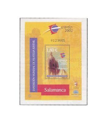 3878 HB Exposición Mundial de Filatelia Juvenil España 2002  - 2
