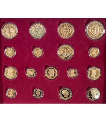 Colección La Moneda de Oro Española. 17 monedas.  - 3