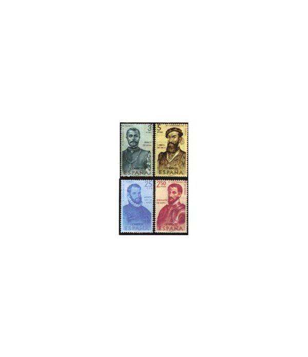 1298/05 Forjadores de América  - 2