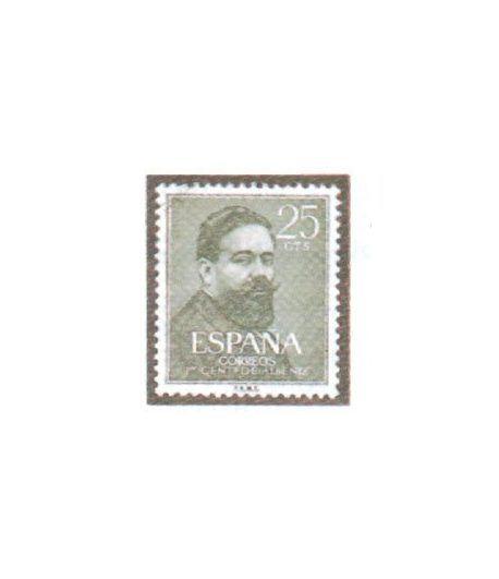 1320/21 I Centenario del nacimiento de Isaac Albéniz  - 2