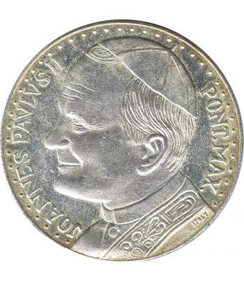 Medalla de San Estanislao y Papa Juan Pablo II  - 1