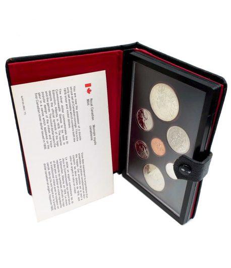 Estuche prestige Royal Canadian Mint año 1978  - 1