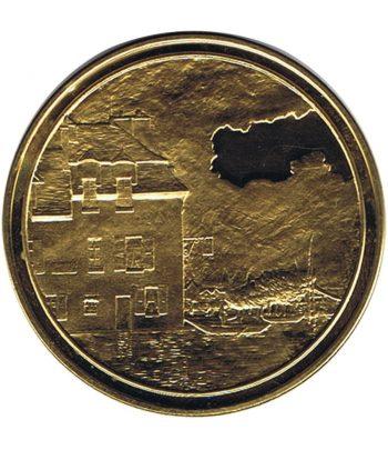 Medalla Centenaire de l' Impressionnisme Inondation a Port-Marly  - 1