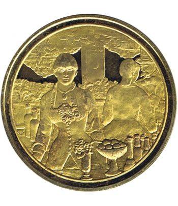 Medalla Centenaire de l' Impressionnisme Un Bar aux Folies Bergère  - 1