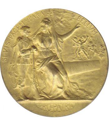 Medalla de Bronce PRO PATRIA Preparación militar  - 1