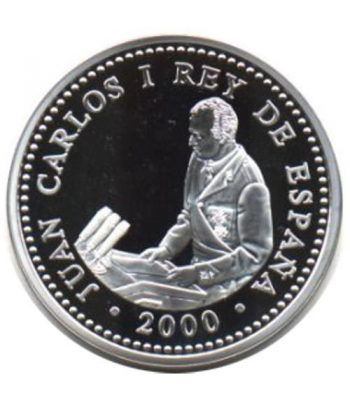 2000 Pesetas 2000 XXV Aniv. proclamación S.M. J. C. Madrid  - 4
