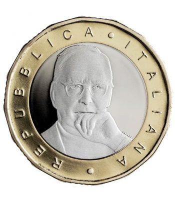 Moneda de Italia año 2021 5 euros Ennio Morricone  - 1