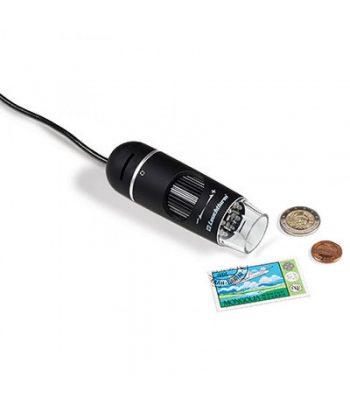 LEUCHTTURM Microscopio Digital USB de 10 a 300 aumentos  - 1