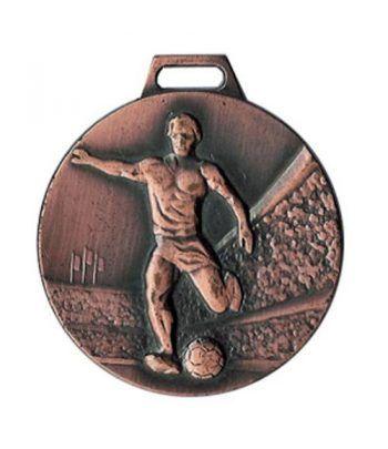 Medalla Fútbol. Cobre  - 2