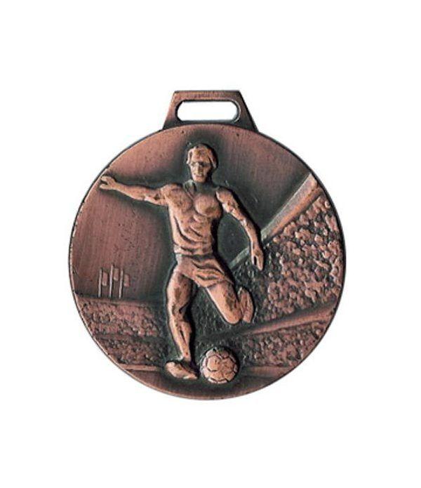 Medalla Fútbol. Cobre  - 1