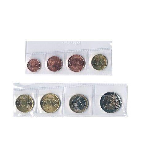 monedas euro serie España 2001  - 2