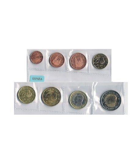 monedas euro serie España 1999  - 2