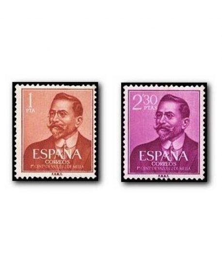 1351/52 I Centenario del nacimiento de Juan Vázquez de Mella  - 2