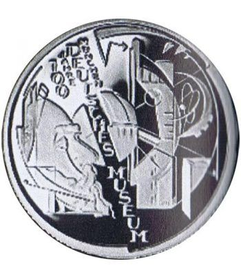 moneda Alemania 10 Euros 2003 D. Deutsches Museo  - 1
