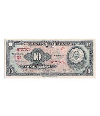 Mexico 10 Pesos 1965  - 2