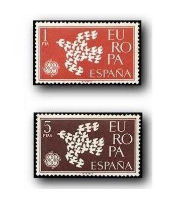 1371/72 Europa - CEPT  - 2