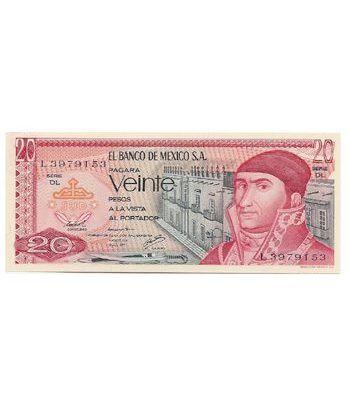 Mexico 20 Pesos 1977  - 2