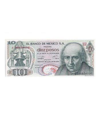 Mexico 10 Pesos 1975  - 2