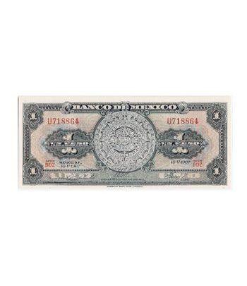 Mexico 1 Peso 1967  - 2