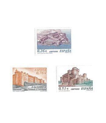 3986/88 Castillos  - 2