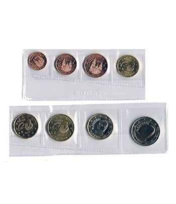 monedas euro serie España 2002  - 2