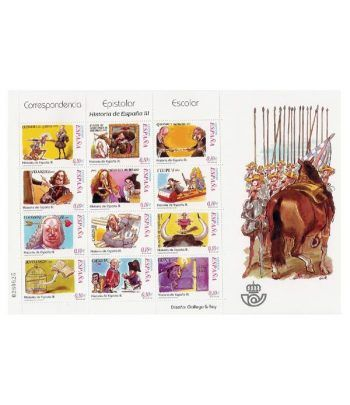 Minipliego 79 Correspondencia Epistolar 2002  - 2