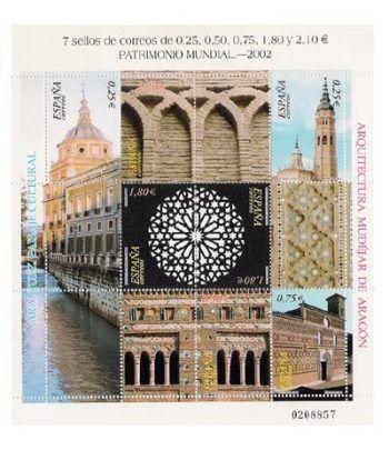 Minipliego 80 Patrimonio 2002  - 2