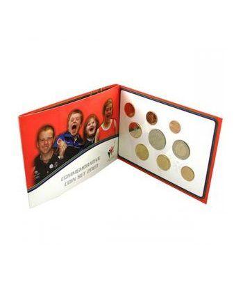 Cartera oficial euroset Irlanda 2003 (Special Olympics)  - 6