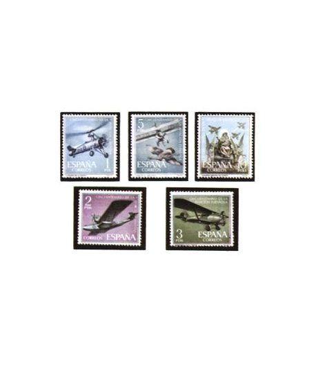 1401/05 L Aniversario de la Aviación Española  - 2
