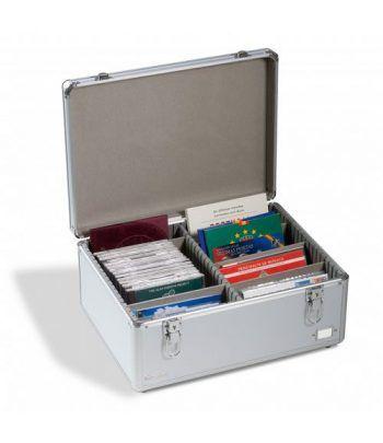 Maletin de coleccionismo CARGO MULTI XL. Para carteras euro Maletines monedas - 1