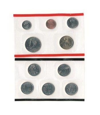 Estuche monedas EEUU 2003 (Denver)  - 2
