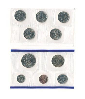 Estuche monedas EEUU 2003 (Philadelphia)  - 2