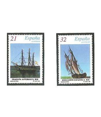 3475/76 Barcos de Época  - 2