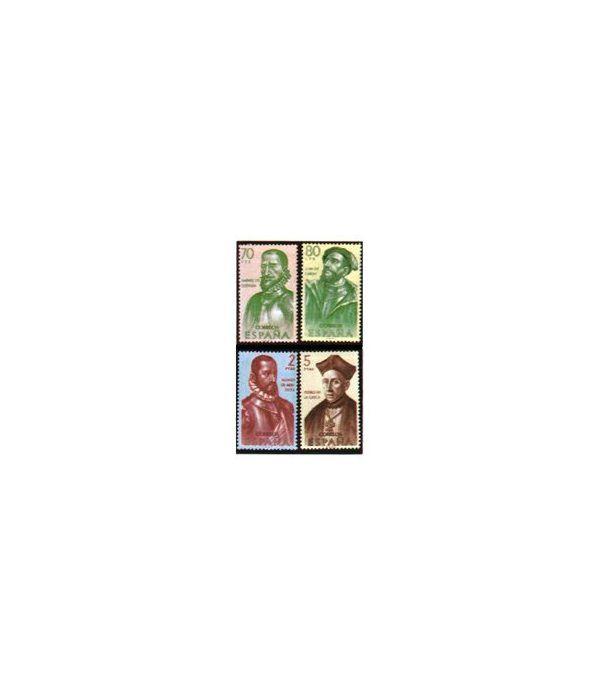1454/61 Forjadores de América  - 2