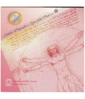Cartera oficial euroset Italia 2005  - 2